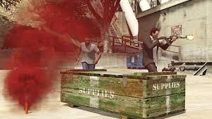 crate drop