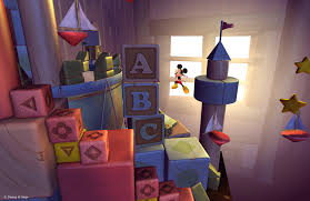 Mickey and the castle of illusion