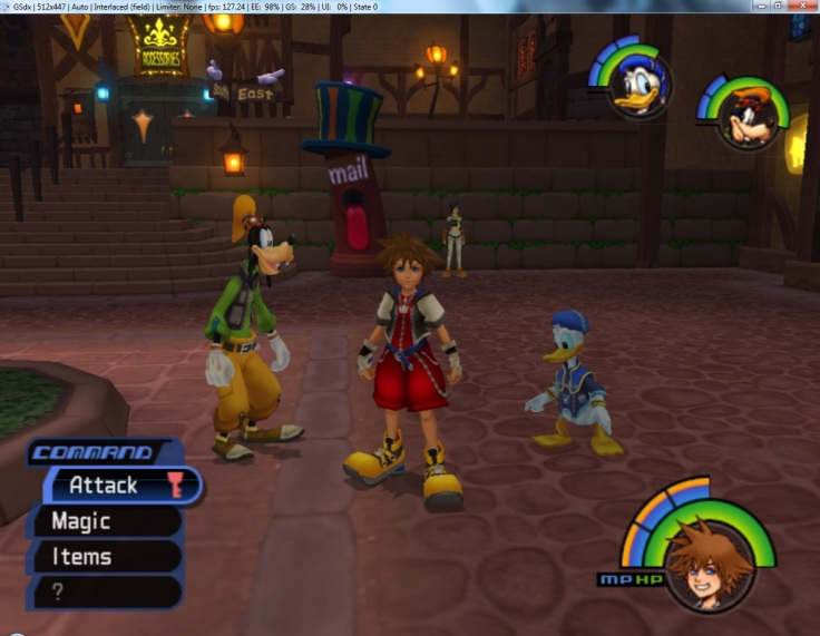 Kingdom Hearts 001
