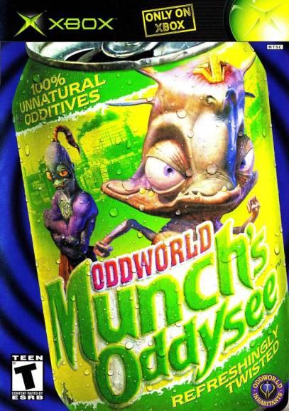 Abe Munch's Oddysee