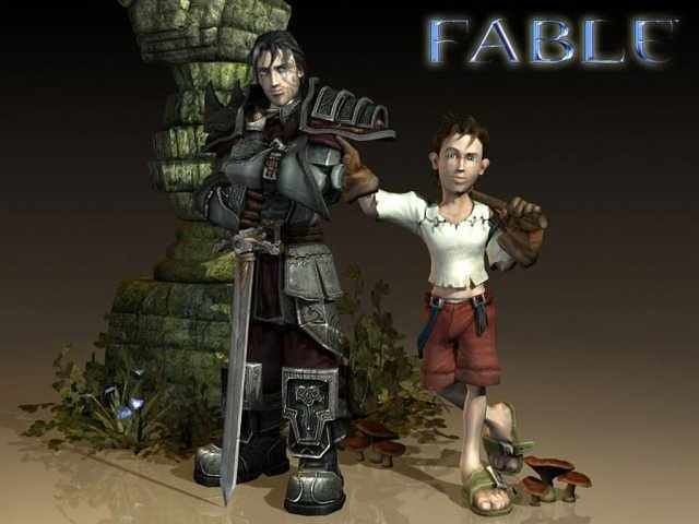 Fable 001