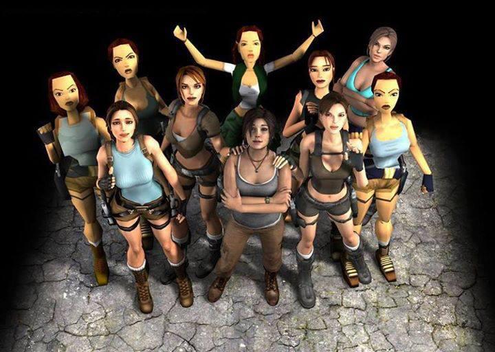 Lara Croft 002