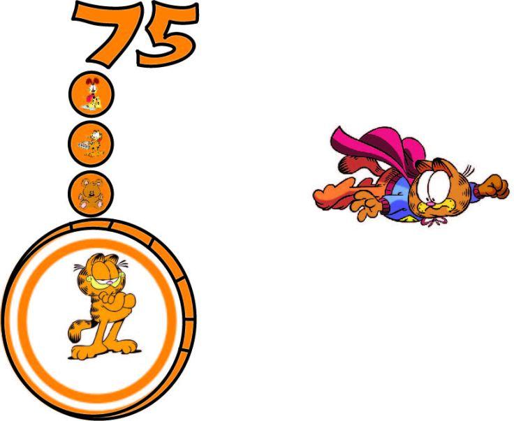 Garfield HUD