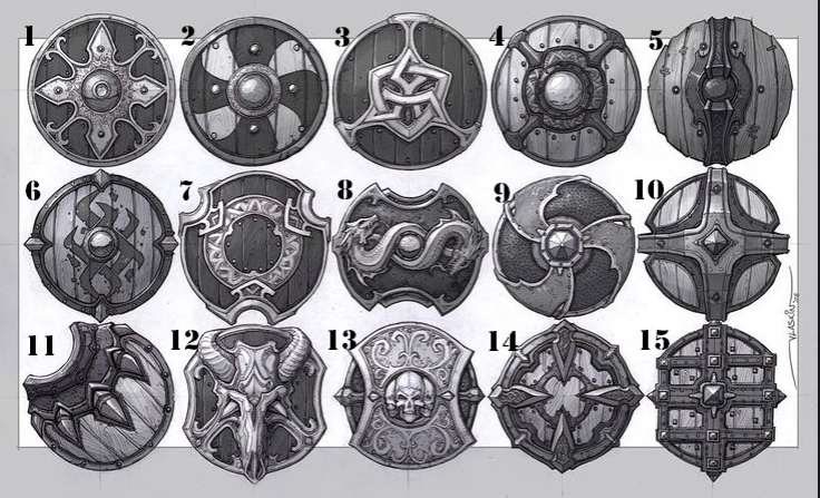 Shield Selection